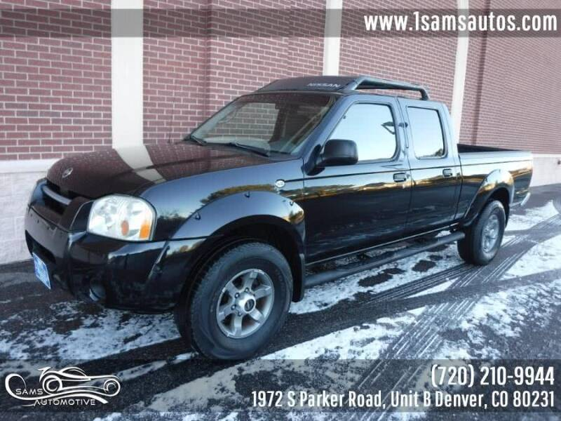 2004 Nissan Frontier for sale at SAM'S AUTOMOTIVE in Denver CO