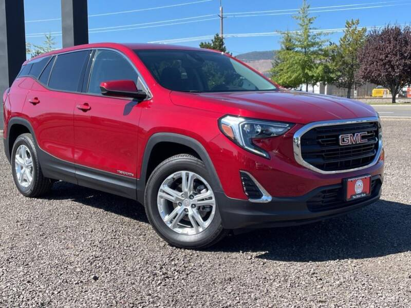 2020 GMC Terrain for sale at The Other Guys Auto Sales in Island City OR