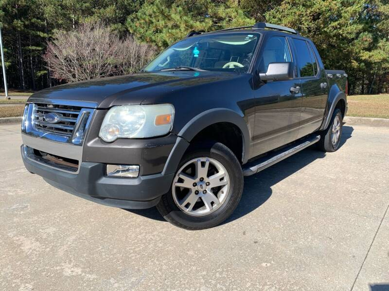 2007 Ford Explorer Sport Trac for sale at Global Imports Auto Sales in Buford GA
