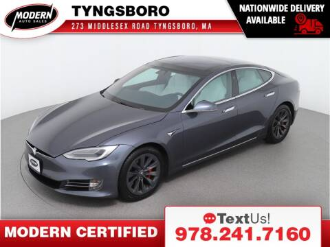 2018 Tesla Model S for sale at Modern Auto Sales in Tyngsboro MA