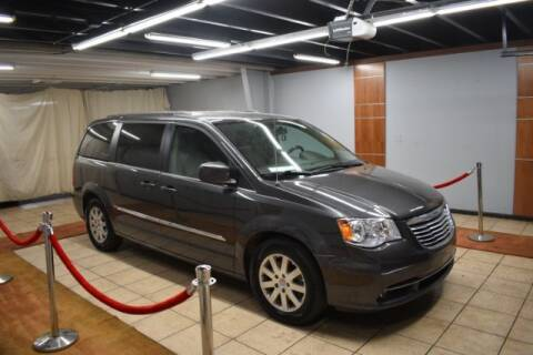 2015 Chrysler Town and Country for sale at Adams Auto Group Inc. in Charlotte NC