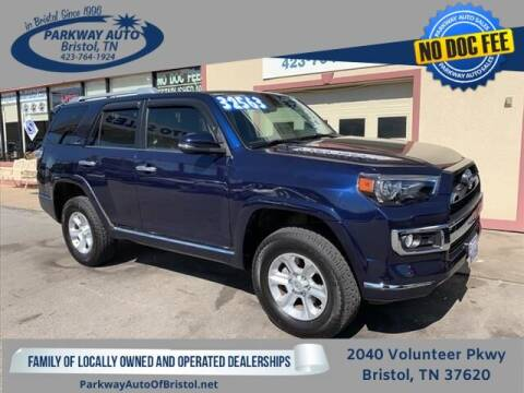 2015 Toyota 4Runner for sale at PARKWAY AUTO SALES OF BRISTOL in Bristol TN