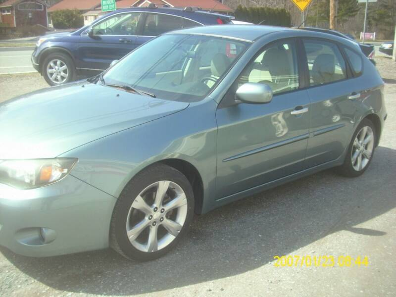2011 Subaru Impreza for sale at Motors 46 in Belvidere NJ