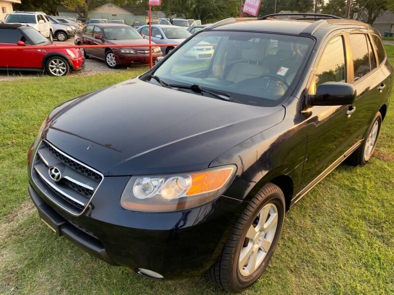 2007 Hyundai Santa Fe for sale at Texas Select Autos LLC in Mckinney TX