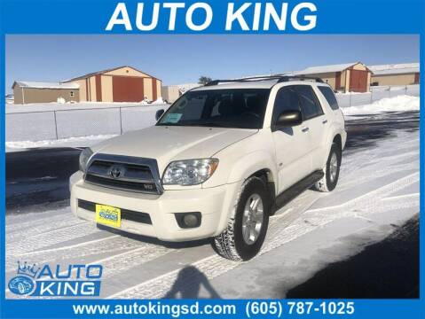 2006 Toyota 4Runner for sale at Auto King in Rapid City SD