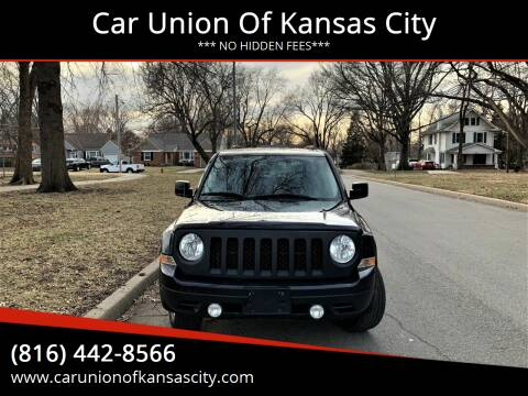 2015 Jeep Patriot for sale at Car Union Of Kansas City in Kansas City MO