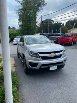 2018 Chevrolet Colorado for sale at Sports & Imports in Pasadena MD