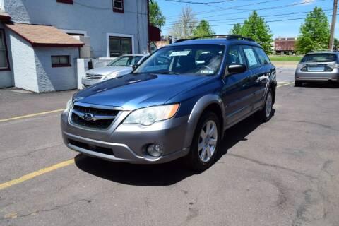 2009 Subaru Outback for sale at L&J AUTO SALES in Birdsboro PA