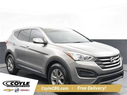 2016 Hyundai Santa Fe Sport for sale at COYLE GM - COYLE NISSAN - New Inventory in Clarksville IN