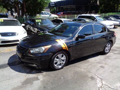 2012 Honda Accord for sale at Wheels and Deals 2 in Atlanta GA