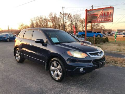 2007 Acura RDX for sale at Albi Auto Sales LLC in Louisville KY