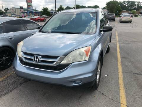 2010 Honda CR-V for sale at Right Place Auto Sales in Indianapolis IN