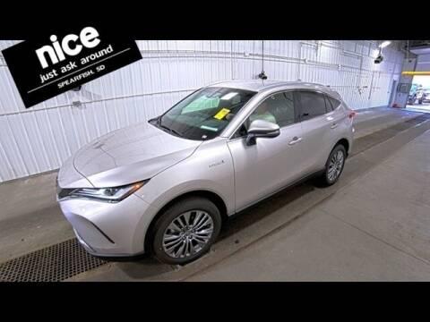 2021 Toyota Venza for sale at PRESTIGE AUTO SALES in Spearfish SD