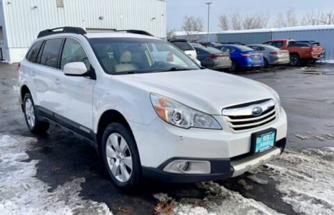 2012 Subaru Outback for sale at York Motors in Canton CT