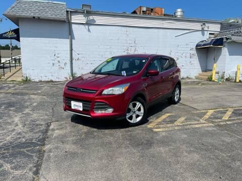 2016 Ford Escape for sale at Santa Motors Inc in Rochester NY
