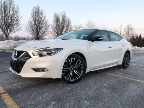 2017 Nissan Maxima for sale at Car Stars in Elmhurst IL