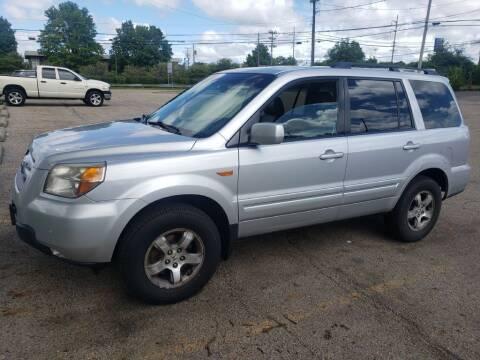 2007 Honda Pilot for sale at REM Motors in Columbus OH