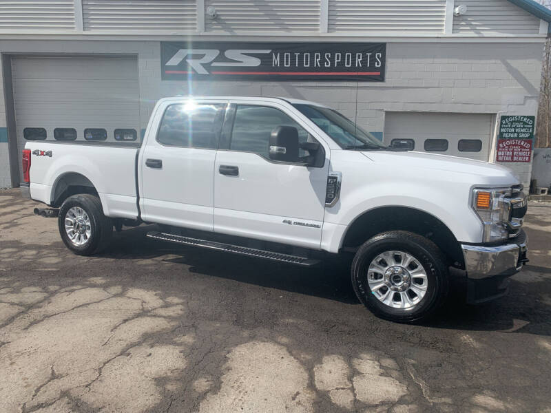 2020 Ford F-250 Super Duty for sale at RS Motorsports, Inc. in Canandaigua NY