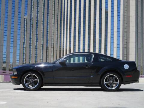 2008 Ford Mustang for sale at Sierra Classics & Imports in Reno NV