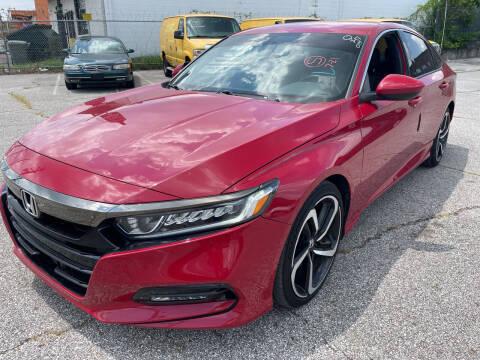 2019 Honda Accord for sale at East Memphis Auto Center in Memphis TN
