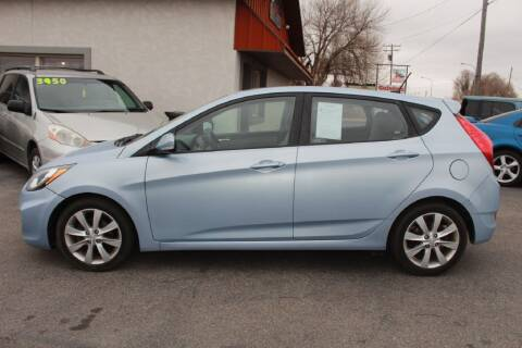 2013 Hyundai Accent for sale at Epic Auto in Idaho Falls ID