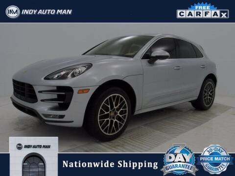 2015 Porsche Macan for sale at INDY AUTO MAN in Indianapolis IN
