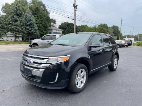 2014 Ford Edge for sale at Best Motor Auto Sales in Perry OH