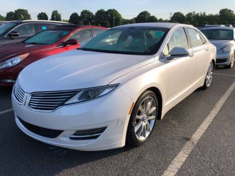 2015 Lincoln MKZ for sale at Adams Auto Group Inc. in Charlotte NC