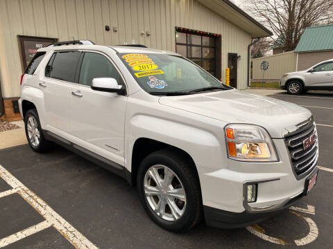 2017 GMC Terrain for sale at Kubly's Automotive in Brodhead WI
