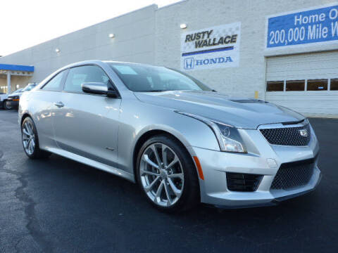 2016 Cadillac ATS-V for sale at RUSTY WALLACE HONDA in Knoxville TN