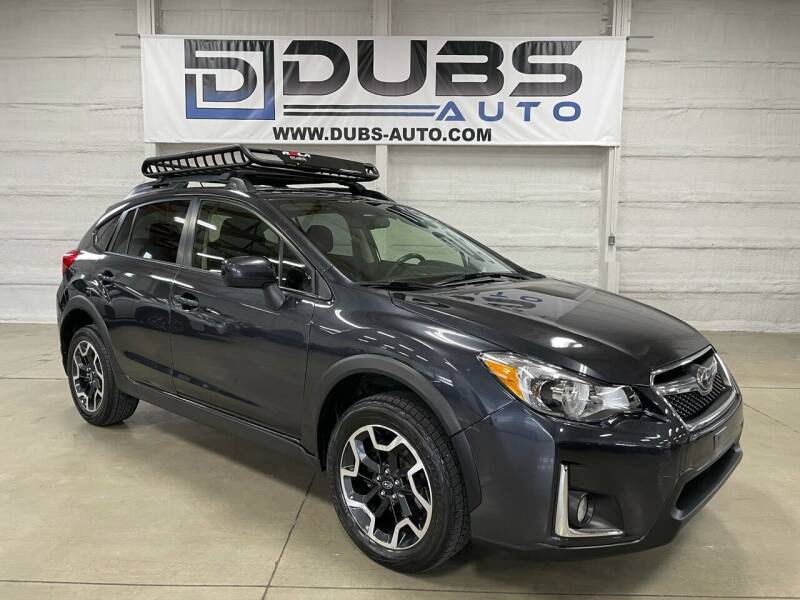 2016 Subaru Crosstrek for sale at DUBS AUTO LLC in Clearfield UT