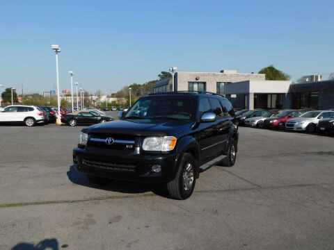 2007 Toyota Sequoia for sale at Paniagua Auto Mall in Dalton GA
