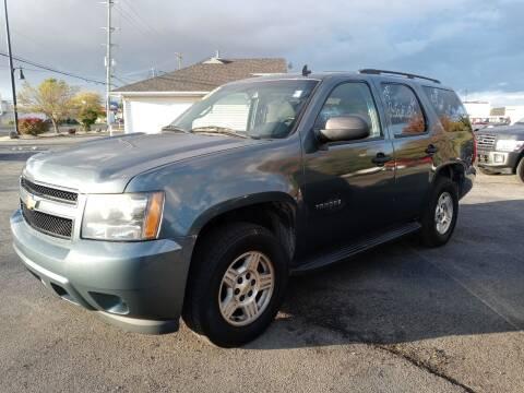 2008 Chevrolet Tahoe for sale at Arak Auto Group in Bourbonnais IL