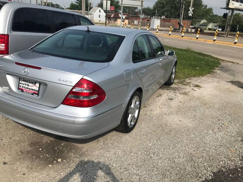 2006 Mercedes-Benz E-Class AWD E 350 4MATIC 4dr Sedan - South Chicago Heights IL