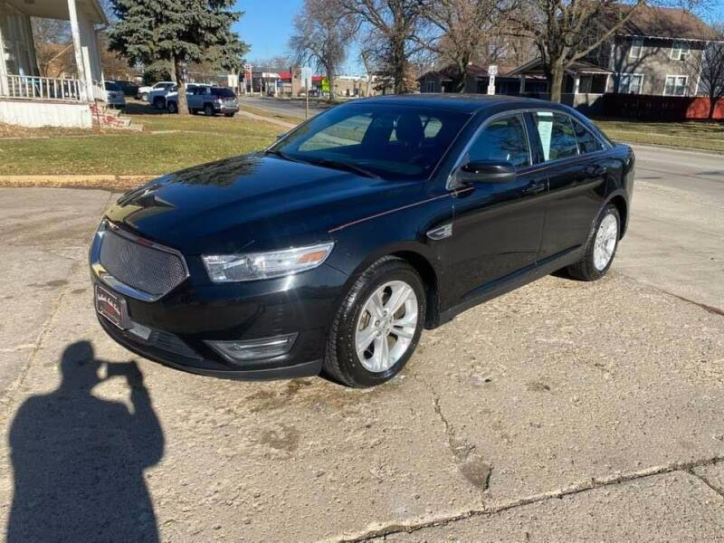 2013 Ford Taurus for sale at BROTHERS AUTO SALES in Hampton IA