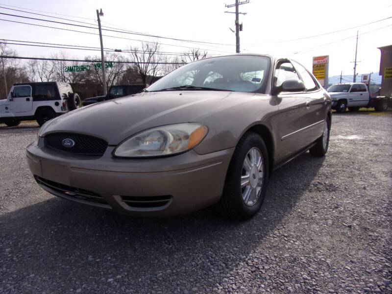 2007 Ford Taurus for sale at RAY'S AUTO SALES INC in Jacksboro TN
