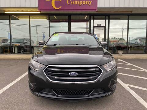 2015 Ford Taurus for sale at Kinston Auto Mart in Kinston NC