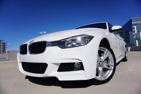 2015 BMW 3 Series for sale at JD MOTORS in Austin TX