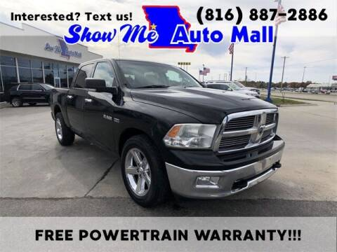 2010 Dodge Ram Pickup 1500 for sale at Show Me Auto Mall in Harrisonville MO