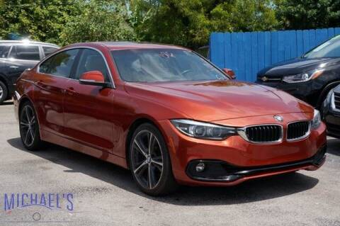 2018 BMW 4 Series for sale at Michael's Auto Sales Corp in Hollywood FL