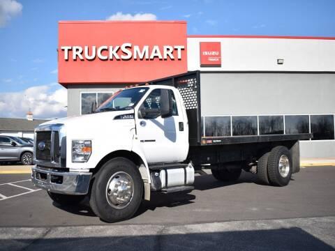 2018 Ford F-650 Super Duty for sale at Trucksmart Isuzu in Morrisville PA
