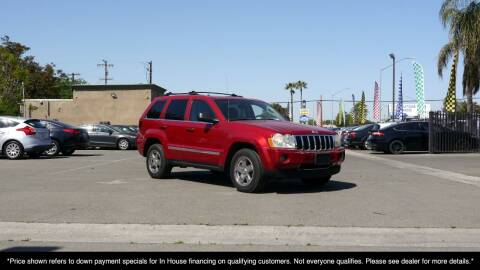 2005 Jeep Grand Cherokee for sale at Westland Auto Sales in Fresno CA