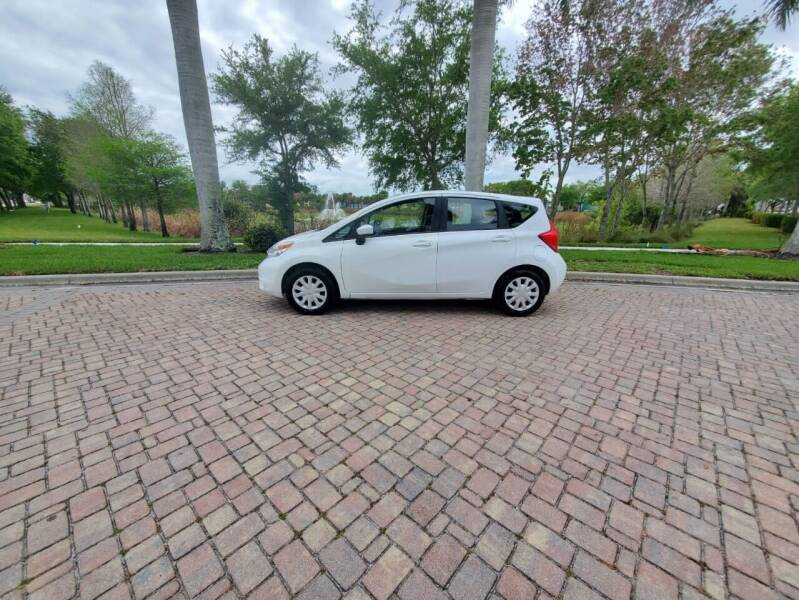 2016 Nissan Versa Note for sale at World Champions Auto Inc in Cape Coral FL