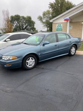 2001 Buick LeSabre for sale at Ace Motors in Saint Charles MO
