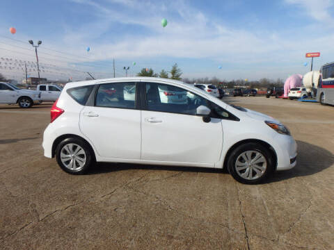 2017 Nissan Versa Note for sale at BLACKWELL MOTORS INC in Farmington MO