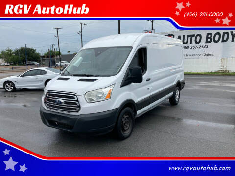 2016 Ford Transit Cargo for sale at RGV AutoHub in Harlingen TX