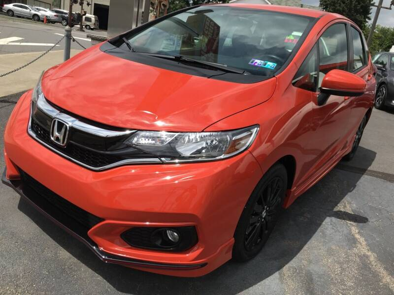 2018 Honda Fit for sale at Red Top Auto Sales in Scranton PA