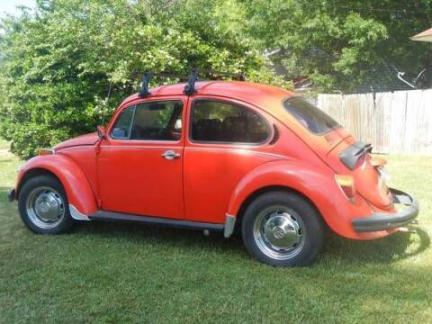 1973 Volkswagen Beetle for sale at Haggle Me Classics in Hobart IN