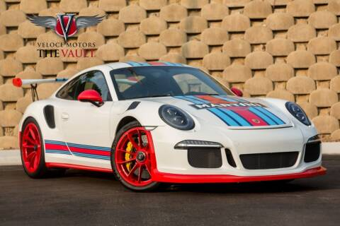 2016 Porsche 911 for sale at Veloce Motors in San Diego CA