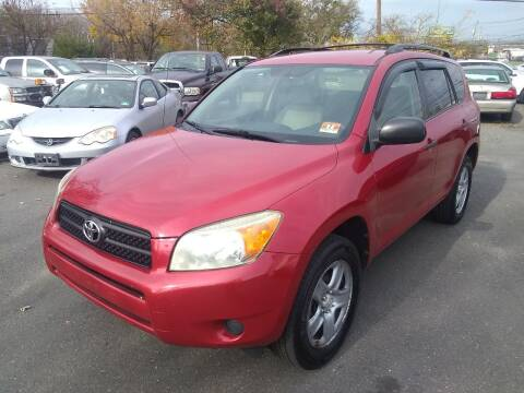 2007 Toyota RAV4 for sale at Wilson Investments LLC in Ewing NJ